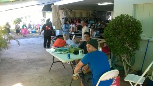 Mini Bazaar & Rummage Sale 2015 photo