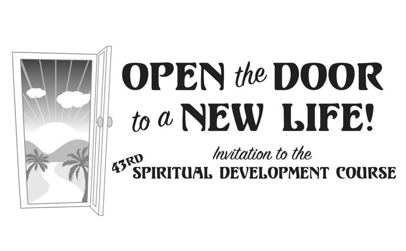 Open the Door to a New Life!